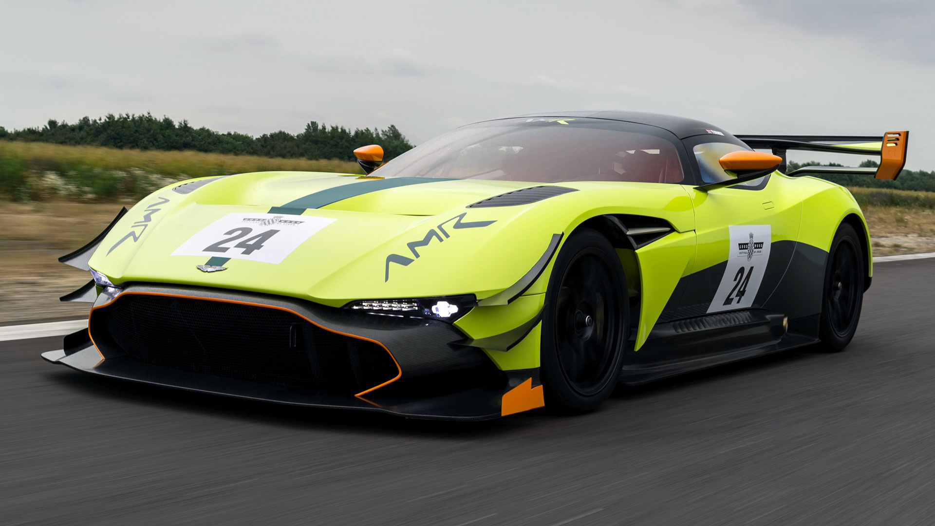 aston martin vulcan amr pro 2017 wallpapers and hd images car pixel. Black Bedroom Furniture Sets. Home Design Ideas