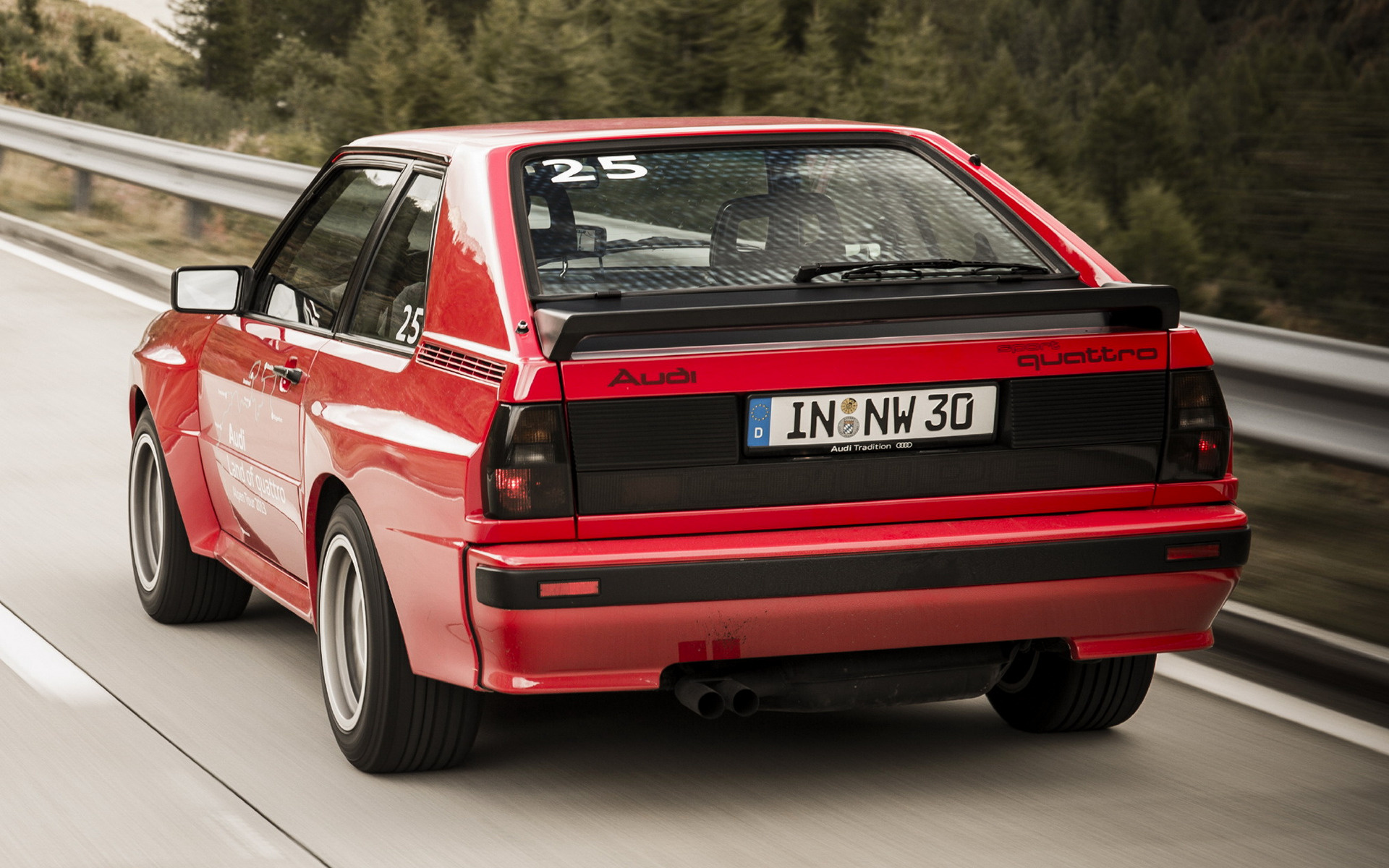 Audi Sport Wallpaper Iphone: 1984 Audi Quattro Sport - Wallpapers And HD Images